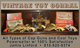 Vintage Toy Corral